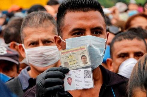 América del Sur vive el paso del COVID-19