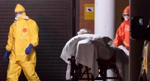 España reportó 514 muertes por COVID-19 en 24 horas