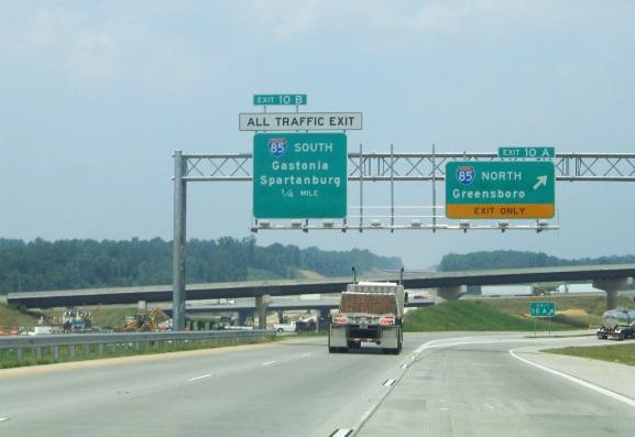 Colisión retrasó el tráfico en I-485