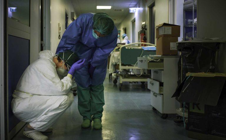 Pico de mortalidad llegará a EE.UU en 2 semanas