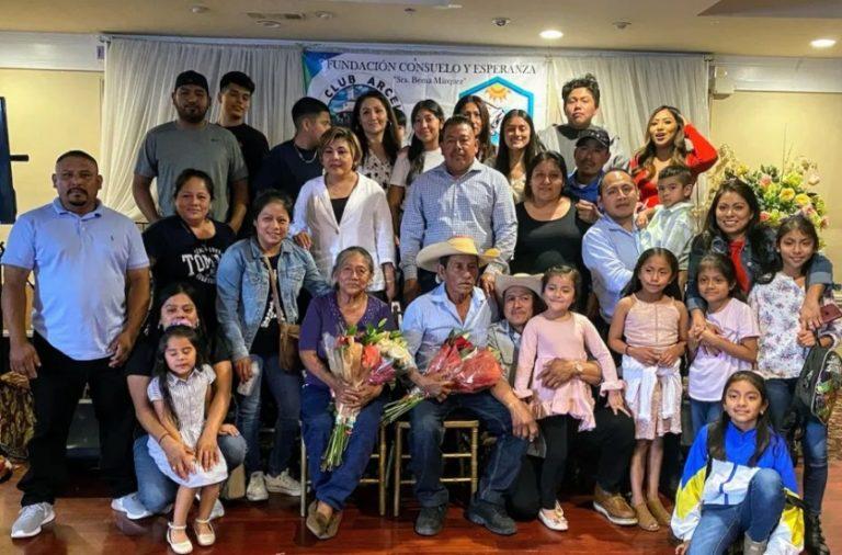 Mexicano espero tres décadas para ver a sus hijos