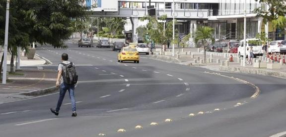 Panamá decreta cuarentena total obligatoria por COVID-19