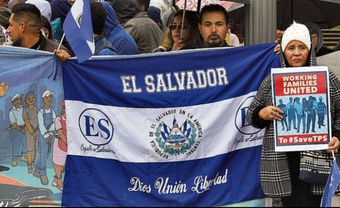 Salvadoreños con TPS podrían no reingresar a EEUU