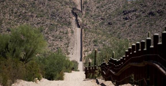 Joven embarazada muere cruzando la frontera de EEUU