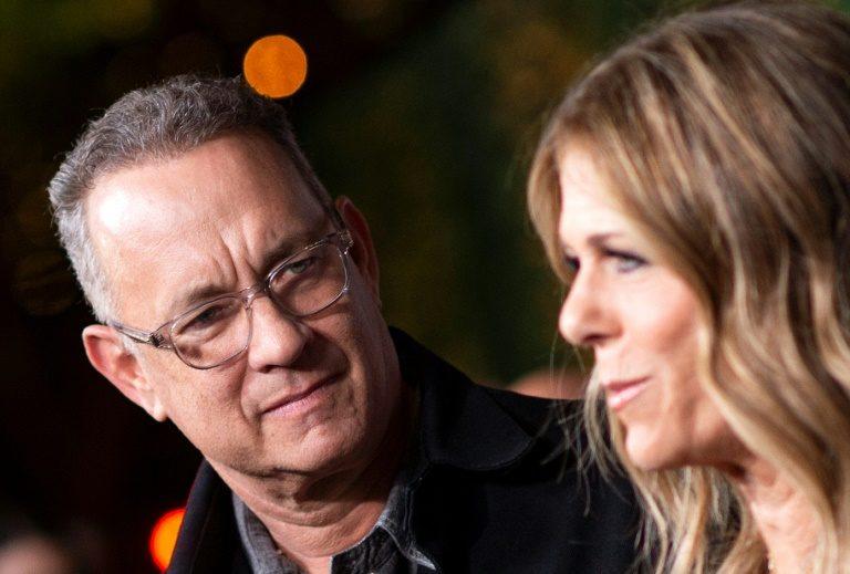 Tom Hanks y su esposa contagiados con coronavirus