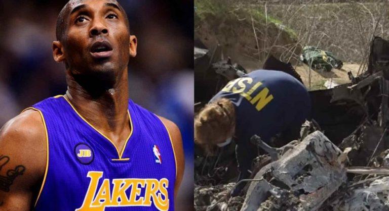 Ocho policías tomaron fotos de accidente de Kobe Bryant