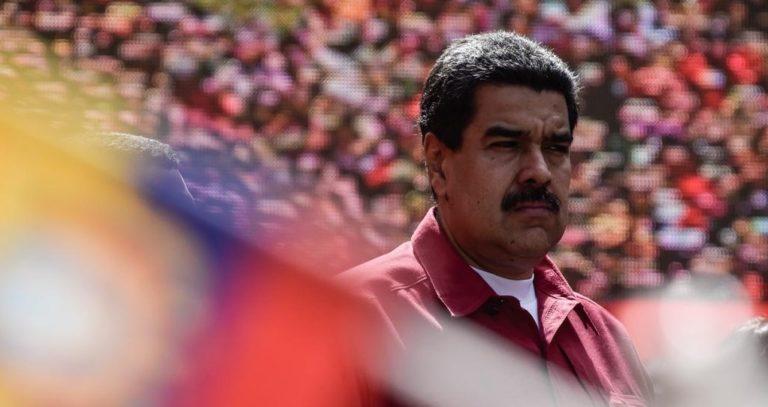 EEUU ofrece recompensa de $ 15 millones por Maduro