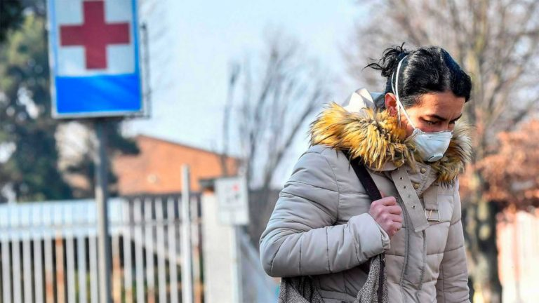 Italia aísla a 16 millones de personas por coronavirus