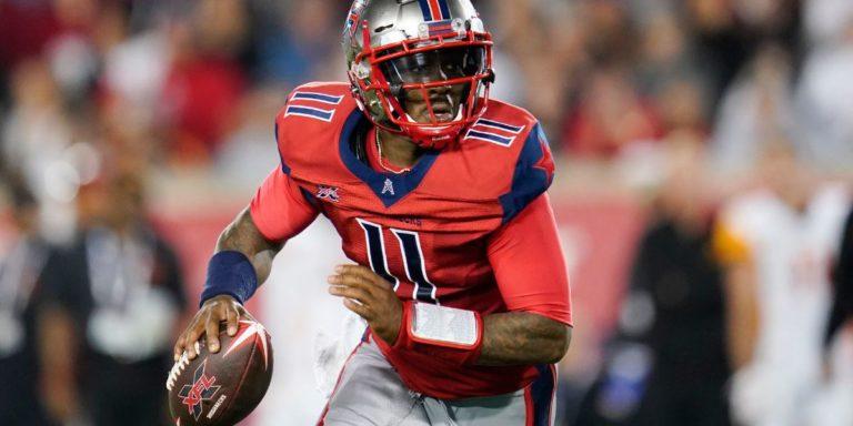 Panthers incorpora a quarterback de la XFL