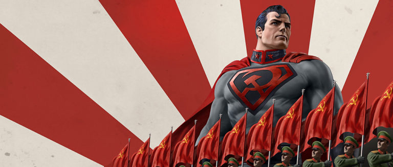 Coronavirus: Premiere de 'Superman: Red Son' cancelada en NY