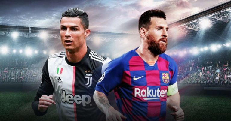 Guardiola, Messi y Ronaldo juntos por una misma causa