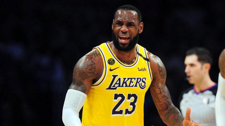 LeBron replica a la NBA: No jugará sin aficionados