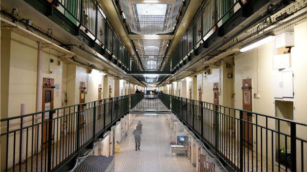 Primer positivo para coronavirus en prisión de NC
