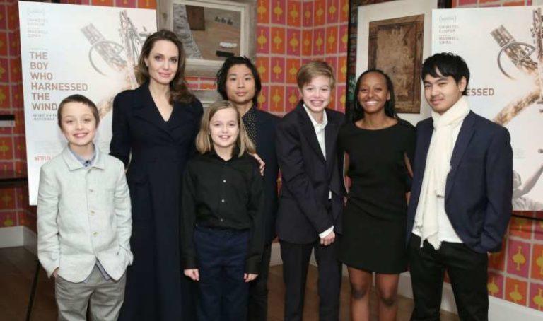 Angelina Jolie confiesa que tiene dificultades en casa