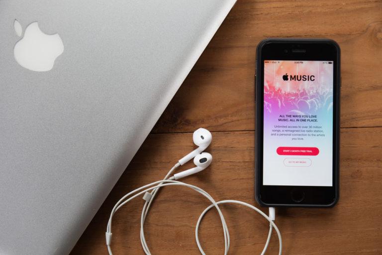 Coronavirus: Apple Music ayudará a artistas