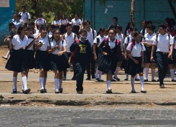 Nicaragua reanuda clases y trabajos ante COVID-19