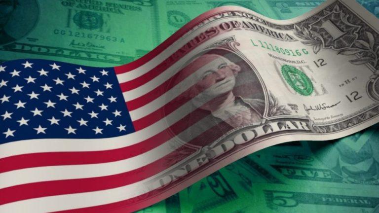 Economía de EEUU cae 4.8% en primer trimestre