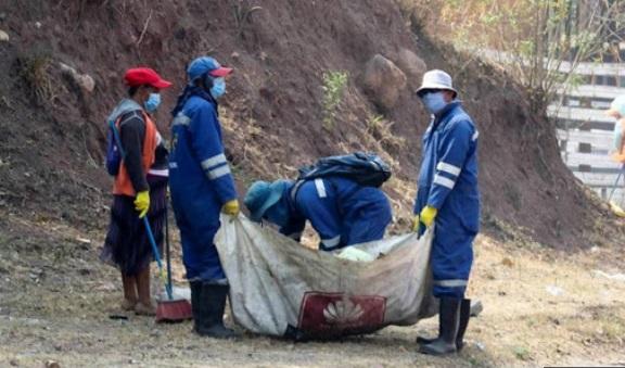 Muertos por COVID-19 suben a 64 en Honduras