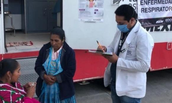 Sube a 406 las muertes por COVID-19 en México