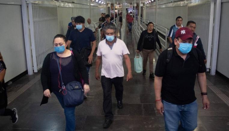 94 decesos y 2,143 casos de COVID-19 en México
