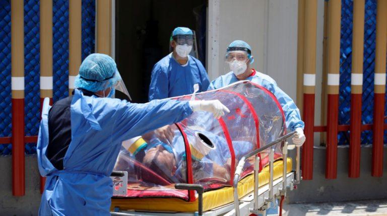 México registra más de 16 mil casos de COVID-19