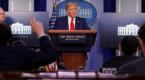 Trump suspende inmigración por COVID-19