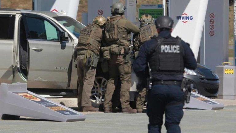 Pistolero ejecutó el ataque más mortífero de Canadá