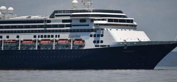 Crucero Zaandam tiene muertos e infectados por COVID-19