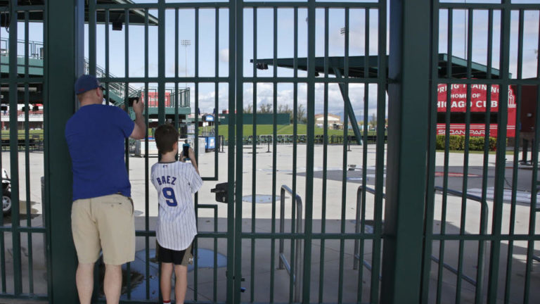 MLB cambia política de reembolso de entradas