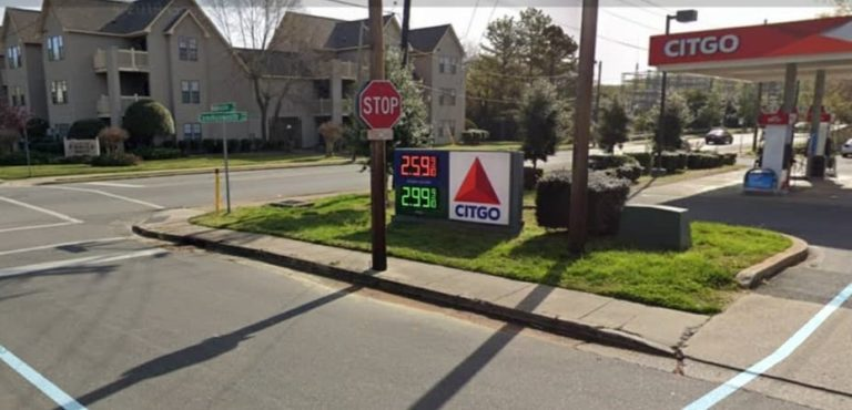Asesinado hombre en tiroteo en gasolinera