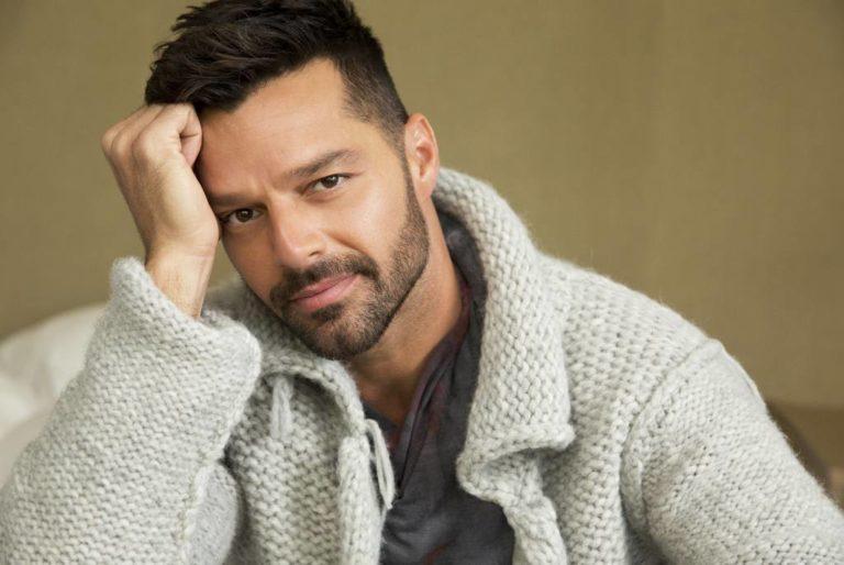 ¡Ternura! Ricky Martin presentó a su hijo Renn