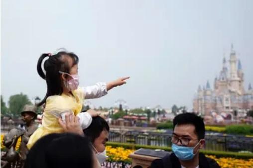 Reabrió Disneyland Shanghai y Orlando acepta reservas