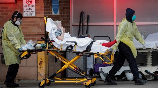Estiman 134 mil muertes por COVID-19 en EEUU