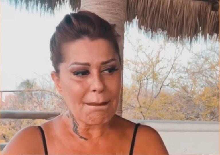 Dolida y preocupada: La Guzmán le respondió a su hija