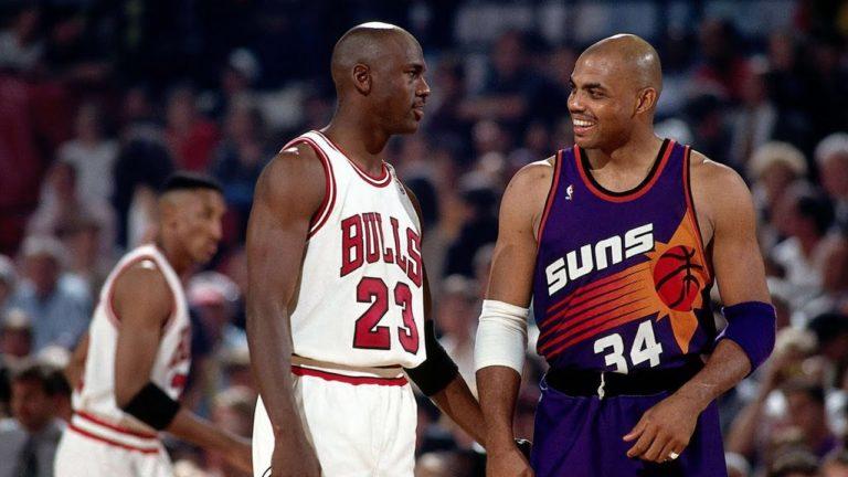 "Barkley lamenta mala relación con Jordan: ""Era como un hermano"""