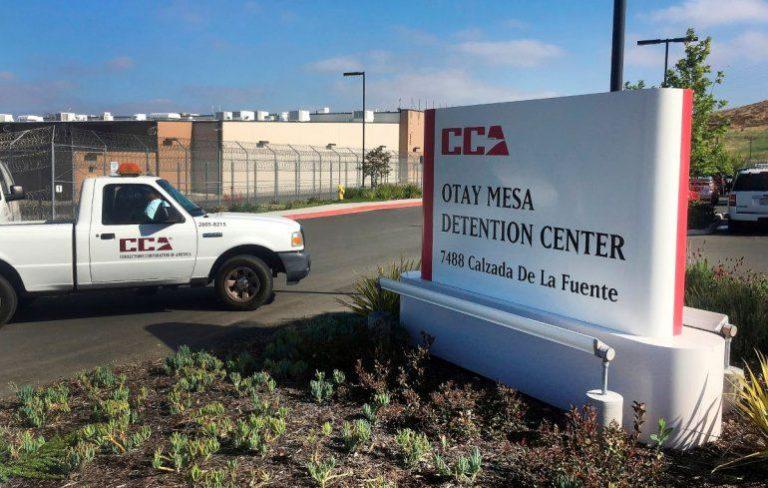 Registrada primera muerte de un migrante detenido contagiado con COVID-19