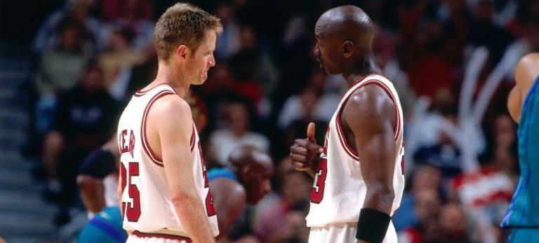 """""""The Last Dance"""": El día que Jordan golpeó a Kerr"""