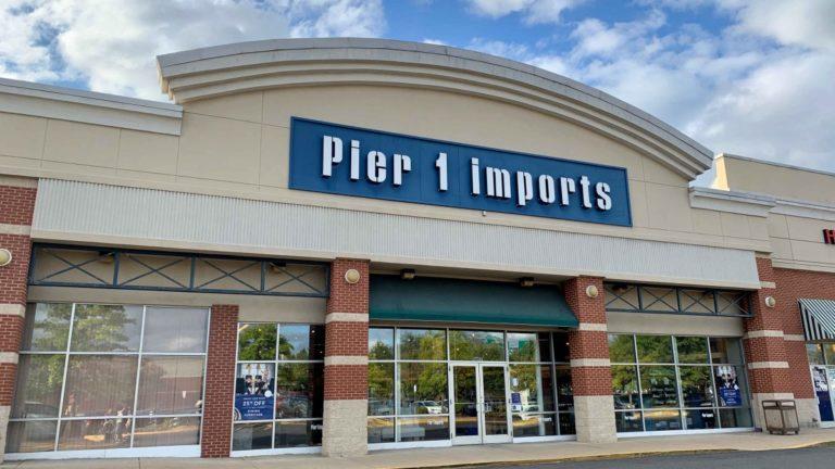 Pier 1 Imports cerrará todas sus tiendas en el país