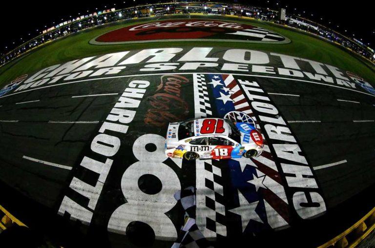 El automovilismo se vuelca a la Coca-Cola 600 y Charlotte Motor Speedway