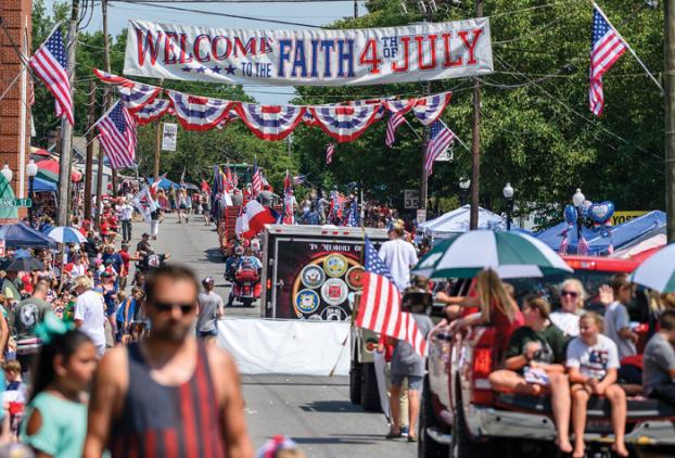 Cancelada tradicional celebración del 4 de Julio en Rowan