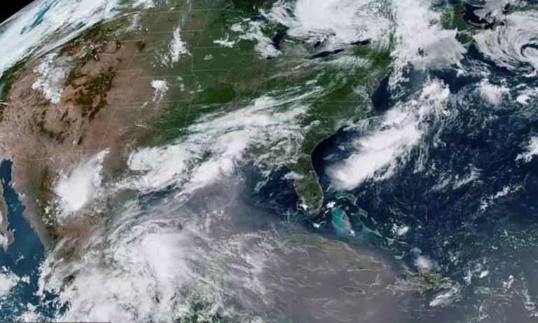 Polvo de Sahara se dirige hacia Estados Unidos