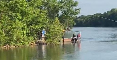 Recuperan cuerpo de nadador desaparecido en el río Catawba