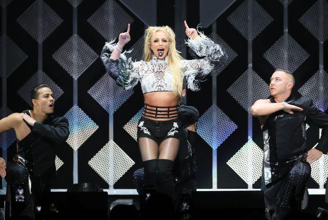 ¡Rompió el silencio! Britney Spears de nuevo en los primeros lugares