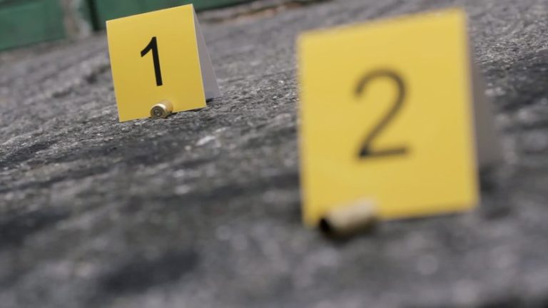 Dos detenidos por asesinato en Gastonia