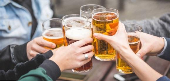 Prohíben venta de alcohol en restaurantes y bares de S.C