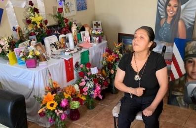 Madre de Vanessa Guillén pide investigar la base Fort Hood