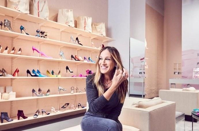 Sarah Jessica Parker abre su primera tienda en Manhattan