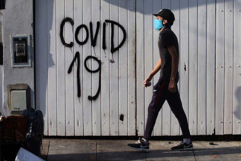 Estados Unidos rompió récord de casos de coronavirus en un día