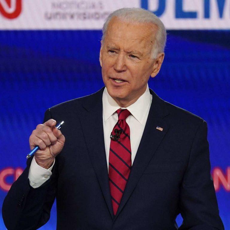 Biden ganó en Wisconsin