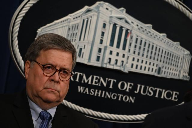 AG Barr aprueba las investigaciones electorales después de la contienda